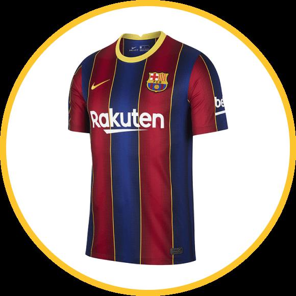 FCバルセロナ ユニフォーム